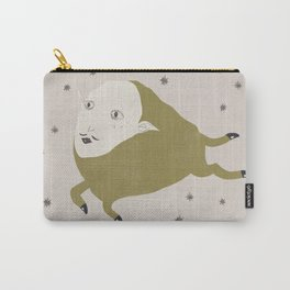 In The Sky With Diamonds Carry-All Pouch