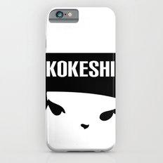 Kokeshi Logo Square Design Slim Case iPhone 6s
