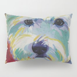 Buddy the Cairn Terrier Pillow Sham
