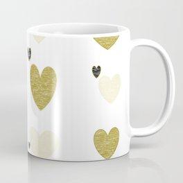 Floating Hearts! Coffee Mug