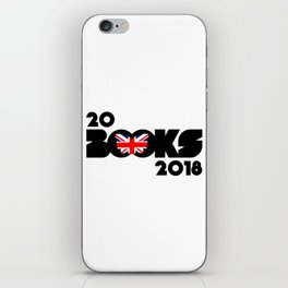 20Books London Official Logo iPhone Skin