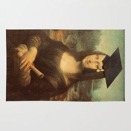 Mona Lisa Graduate Rug