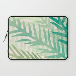 Abstract Tropical Palms Laptop Sleeve