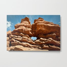 Red Rocks #2 Metal Print