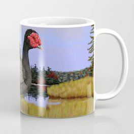 Blue Muscovy Drake Coffee Mug