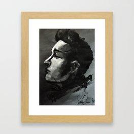 Jessie-dean (male portraait) Framed Art Print