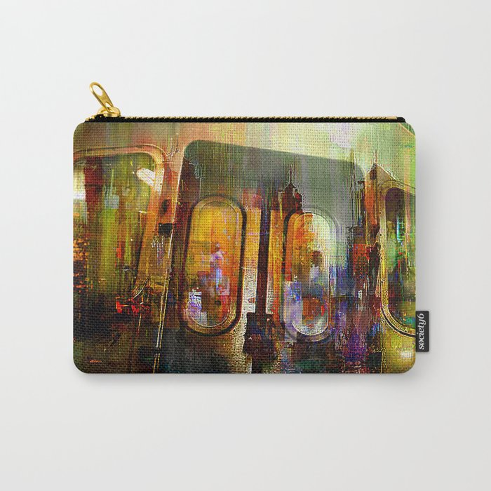 The last car Carry-All Pouch