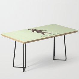 Sassquatch Coffee Table