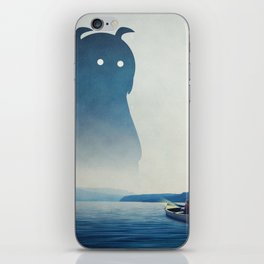 The Journey iPhone Skin