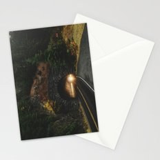 Rainier Tunnel Stationery Cards