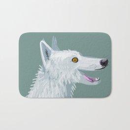 Totem Canadian wolf 2 Bath Mat