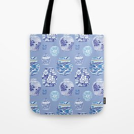 Chinoiserie Ginger Jar Collection No.6 Tote Bag