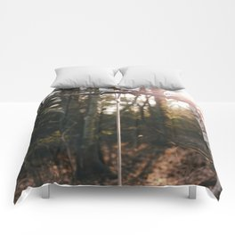 Peace in the Woods Comforters
