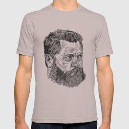 Nick Offerman T-shirt
