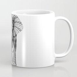 Ornate Elephant Coffee Mug