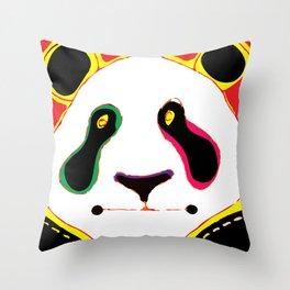 SERGE-PICHII-PANDEMIA_000X Throw Pillow
