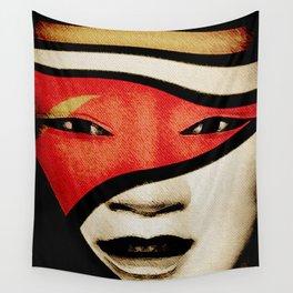 遊び心 (Joker Spirit) Wall Tapestry