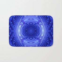 Flow Blue Bath Mat