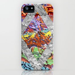 Graffiti iPhone Case