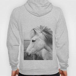 White Horse Hoody