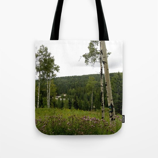 Spring in WaterValley Tote Bag