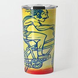 Bicycle 4 Travel Mug