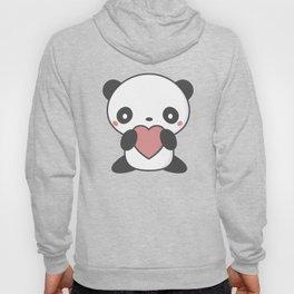 Kawaii Cute Panda Bear Hoody