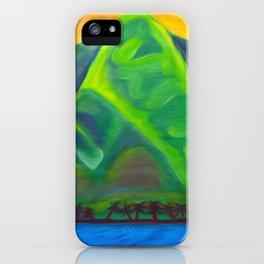 Mauka, Makai iPhone Case