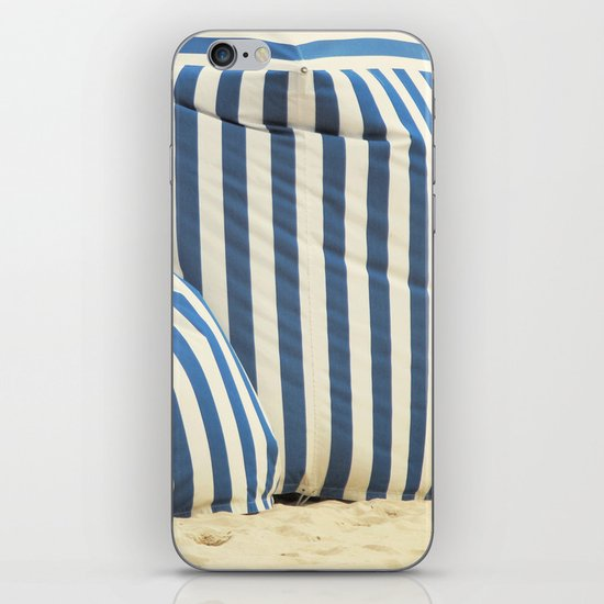 In The Beach iPhone & iPod Skin