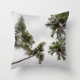 Tropical Delight Throw Pillow