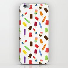 Popsicles iPhone & iPod Skin