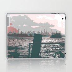 Hamburg docks Laptop & iPad Skin