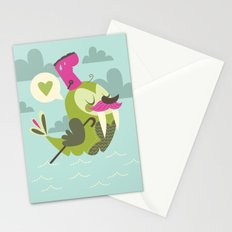 I'm the walrus Stationery Cards