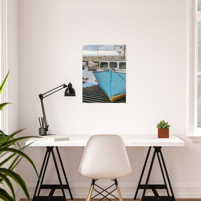 Safe in the Harbour Poster