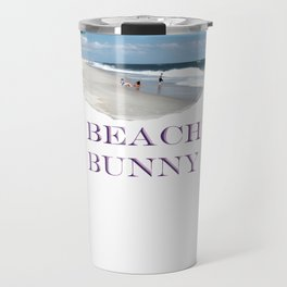 Certified Beach Bunny Travel Mug