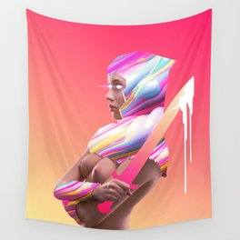 Acid Ranger Wall Tapestry