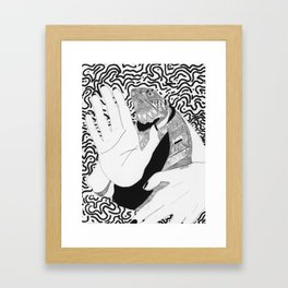 Pious Pagona the II Framed Art Print