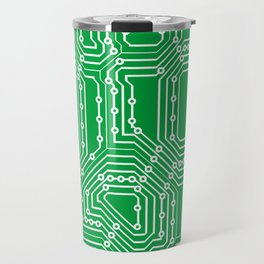 Computer board pattern Travel Mug