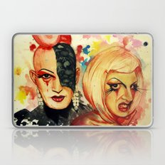 Lady Michel und Elektra Trash (VIDEO IN DESCRIPTION!) Laptop & iPad Skin