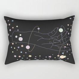 Know Me Rectangular Pillow