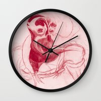 spawn Wall Clocks featuring Spawn by Robert Cooper