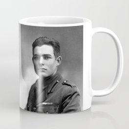Ernest Hemingway in Uniform, 1918 Coffee Mug