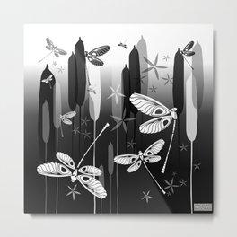 CN DRAGONFLY 1012 Metal Print