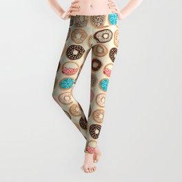 Doughnuts Leggings