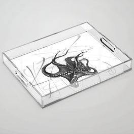 Octopus Acrylic Tray