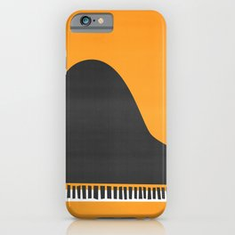 Grand Piano iPhone Case