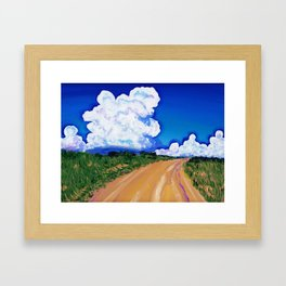 ramp 49 Framed Art Print