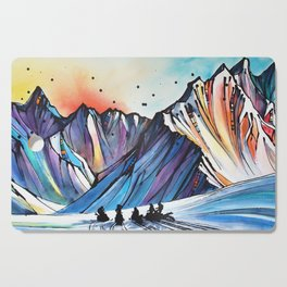 Wolfpack Cutting Board