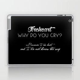 fireheart Laptop & iPad Skin