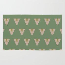 Fir pattern  Rug